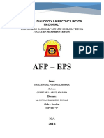 AFPS Y EPSS