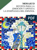 mosaico (revista de enseñanza de español)