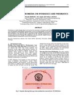 Educational Multimedia on Hydraulics and Pneumatics