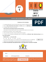 Ieo Level2 Class 3 Set 1