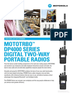Motorola DP4000 DataSheet ENG Lor