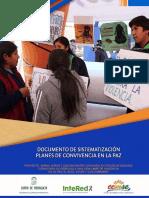 Sistematizacion Plan Convivencia LP