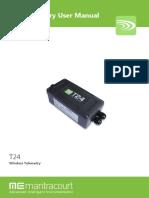 T24 Telemetry User Manual