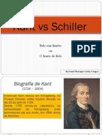 Kant vs Schiller