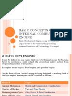 IC Engine Basics