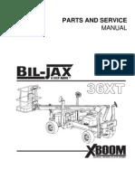 Bil Jax 36XT_Part Service