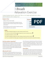 Biofeedback Exercises for Stress 2 Fernances j