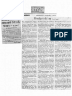 Philippine Star, Dec. 4, 2019, Budget delay caused SEAG woes - exec.pdf