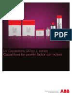 1HYC412000-303A LV Capacitors QCap-L Brochure