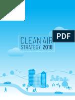 Clean Air Strategy Consultation