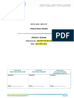 Qa t Vn Cse Structural Design Brief Rev A