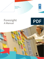 Foresight Manual
