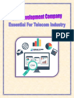 CRM Development Company - Something Essential For Telecom Industry