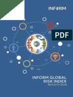 Inform Global Risk Index