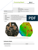 Processing Report PDF