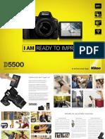 Nikon D5500 Brochure.pdf