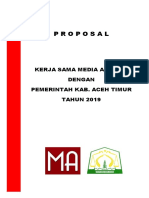 Proposal Media Aceh