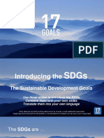 17sustainable Devt Goals Caf-2019