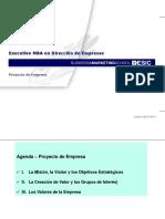 Proyecto de Empresa (1)
