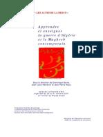 La guerre d'Algérie doc acte