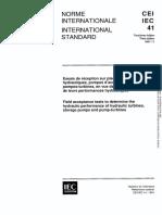 IEC standard