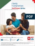 PP07201811639 HDFC Life Click 2 Protect 3D Plus_Retail_Brochure
