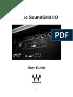 Cadac SG User Guide