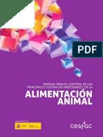 Manual para el control de las principales sustancias indeseables en la Alimentación Animal