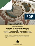 Coautoria e comparticipação na fraude fiscal