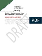 API-MPMS 5.1 STD