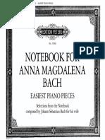 Musica - Metodo - Piano - !!Bach - Notebook for Anna Magdalena - EnG - p23