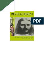REVELACIONES SOBRE JESÚS (I)