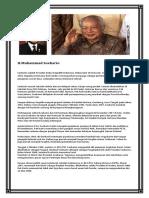 Biografi Soeharto, singkat