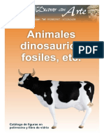 Catalogo Polirresina Animales