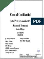 Compal La-b751p, La-b753p Echo 15 17 With Nvidia Gfx Rev 0.1 (x00) (1)
