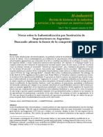Amico - Notas sobre la industrialización por ISI en Argentina. Buscando adentro la fuente de la competividad externa.pdf