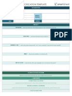 IC IT Technical Specification Template PDF