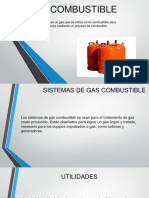 Gas Combustible