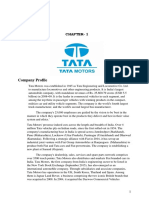 study on TATA MOTORS