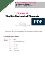 Flexible Mechanical Element