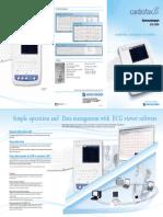 Nihon Kohden Cardiofax S ECG-1250K Brochure