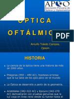optica oftalmica
