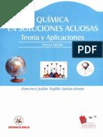 Quimica en Soluciones Acuosas - Teoria y Aplicaciones 2011