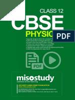 CBSE Class 12th PCB Sample eBook
