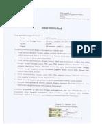 6. Surat Pernyataan Tdk Pernah Dipidana