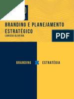 Branding e Planejamento Estratégico