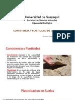 3. Consitencia y Plasticidad de Los Suelos
