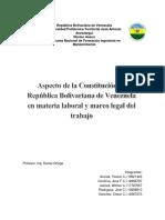 Informe marco legal en mantenimiento