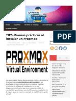 TIPS- Buenas prácticas al instalar un Proxmox _ Sysadmins de Cuba.pdf
