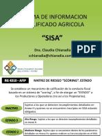 Orden 1  SISA + Ret Gan + Per IVA  etapa secundaria